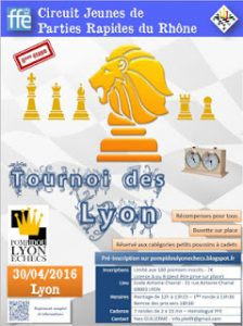 Championnat du Rhone Jeune 2017 @ Salle municipale @ St Jean des Vignes   Saint-Jean-des-Vignes   Auvergne-Rhône-Alpes   France