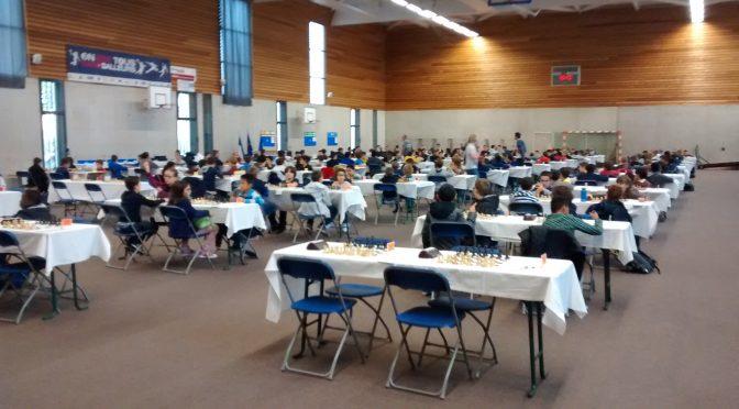 En direct des Championnats jeunes du Rhône 2016