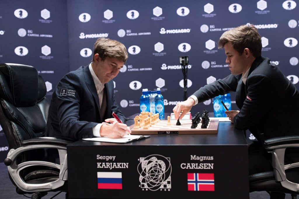 Photo Max Avdeev World Chess