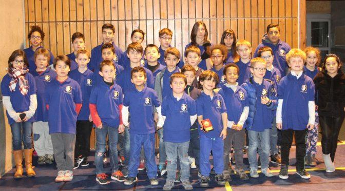 Villeurbanne : Les Lions affichent leur avenir en bleu !
