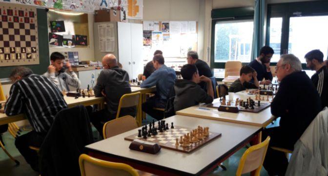 Matchs par équipe adulte : avant dernier week-end de compétition