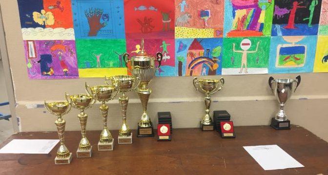 Championnat d'Académie : Titre et qualification pour l'école Markarian Papazian