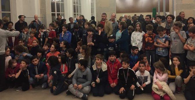 Championnats scolaires d'Échecs de l'académie de Lyon 2017 – Album Photo