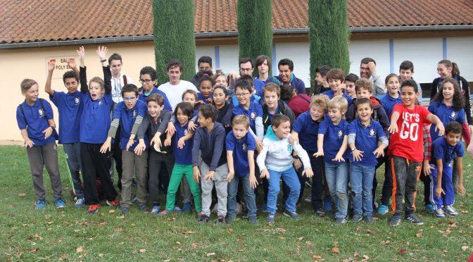 Championnats jeunes d'Echecs du Rhône 2017-2018 – Photos
