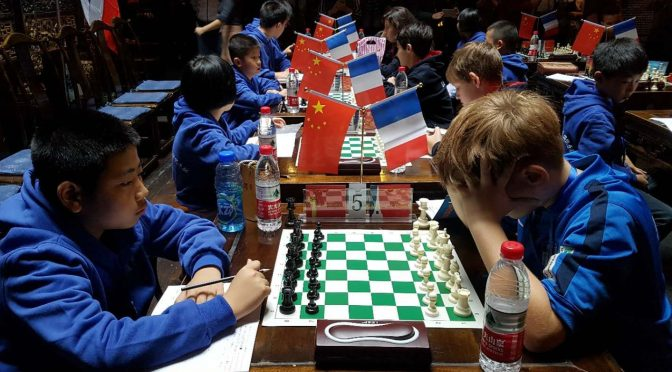 Chess In Lyon en Chine – Album photo