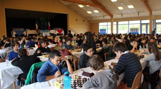 Bilan des championnats du Rhône Jeunes 2017