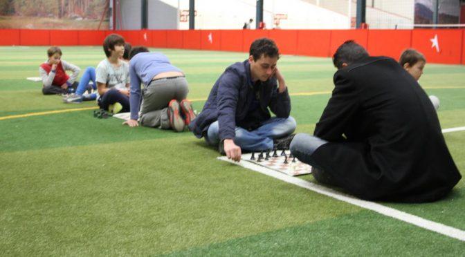 """Lancement des Equipes Jeunes – Un samedi à """"We Are Sport"""" !"""