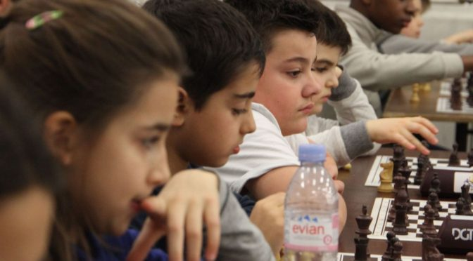 Tournoi Rapide des Lions : 113 jeunes pour 2 opens disputés