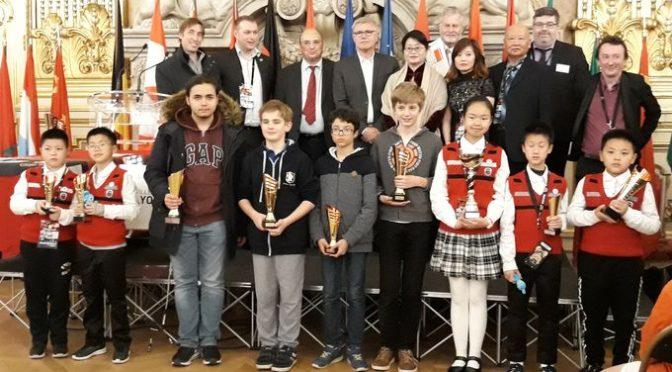 10ème Open international de Lyon : une grande fête des échecs