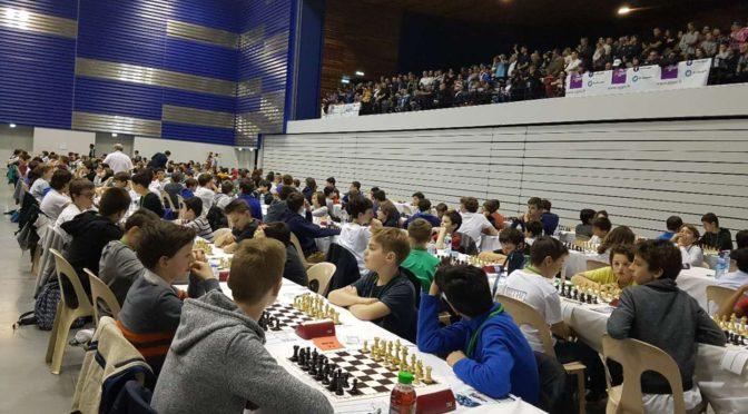 En direct des championnats de France Jeunes – Agen 2018
