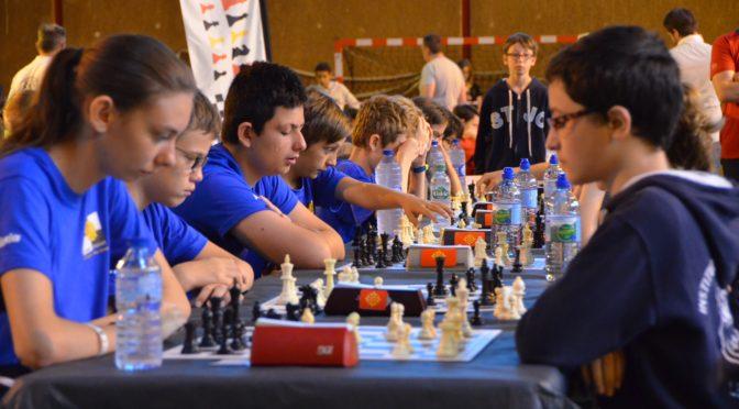 Championnat de France des Collèges : 9ème place pour Louis Jouvet