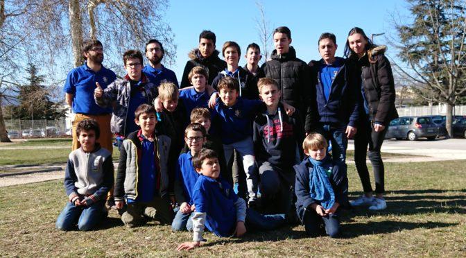 En direct du championnat de ligue Auvergne Rhône-Alpes à Annonay