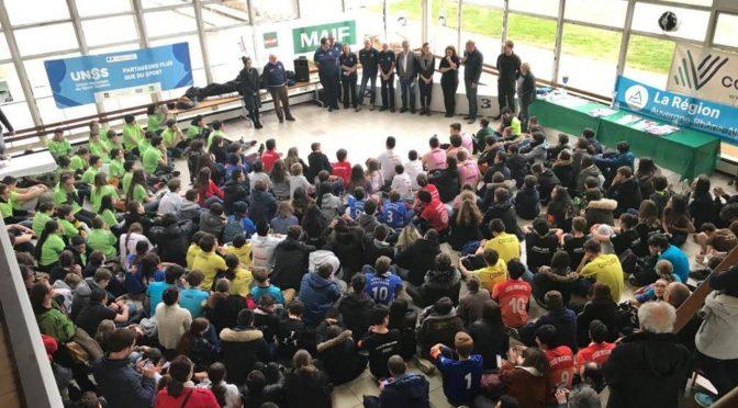 Finale UNSS des Lycées : Un parcours mémorable pour L'immaculée Conception VILLEURBANNE