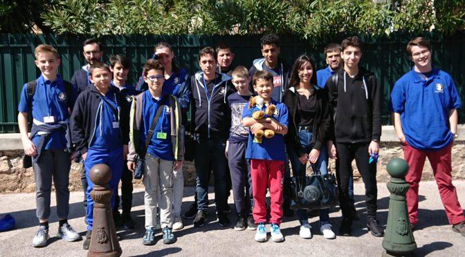 En direct du championnat de France des jeunes à Hyères