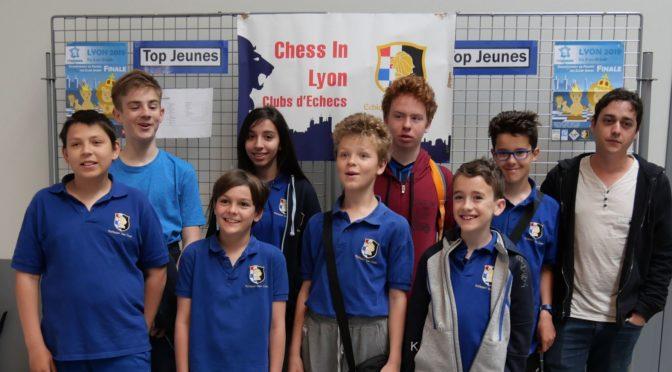 Top Jeunes : Fiers de nos Lions