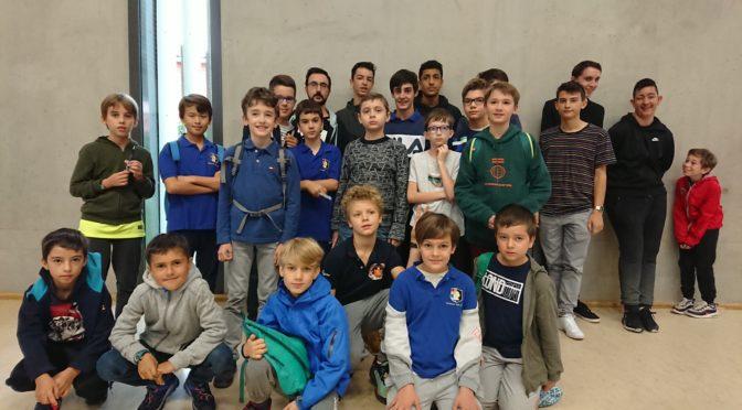 Championnat d'Échecs Jeunes du Comité Rhône et Métropole de Lyon 2019