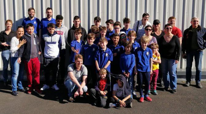 Bilan EDL des championnats de Ligue Jeunes ARA 2020
