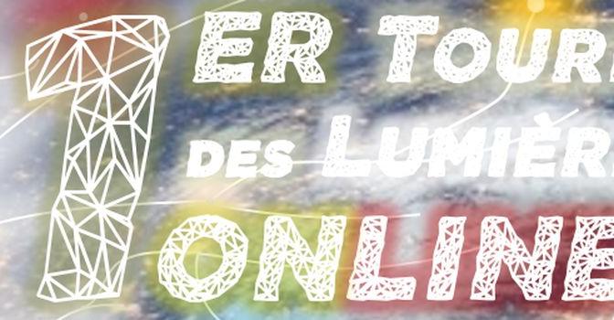 1er Tournoi des Lumières  en ligne – samedi 5 décembre